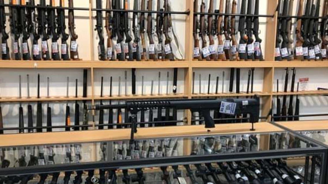 متجر أسلحة في نيوزيلندا