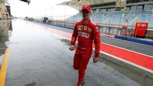 Mick Schumacher tests with Ferrari in Bahrain