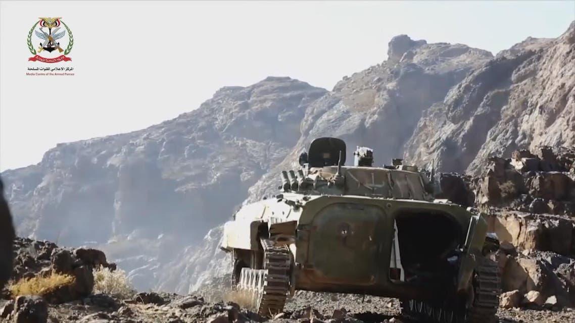 THUMBNAIL_ مواجهات الجيش الوطني وميليشيات الحوثي في الضالع