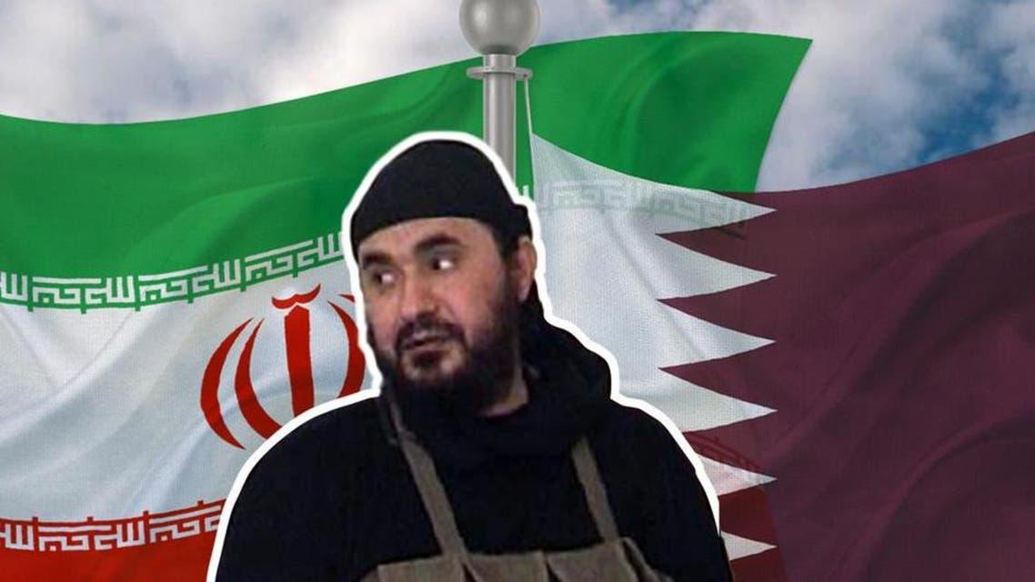 Iran and alqaeda with Qatar