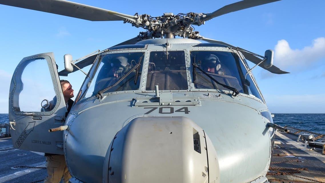هليكوبتر مضادة للغواصات إم إتش-60 آر
