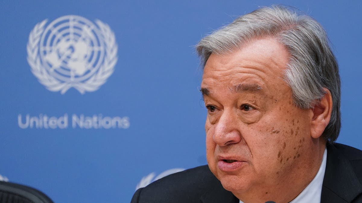 UN chief hopes Israel-UAE deal can help two-state solution for peace in Mideast thumbnail