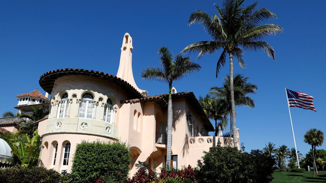 FILE PHOTO: U.S. President Donald Trump's Mar-a-Lago estate in Palm Beach, Florida, U.S., March 22, 2019. REUTERS/Kevin Lamarque/File Photo