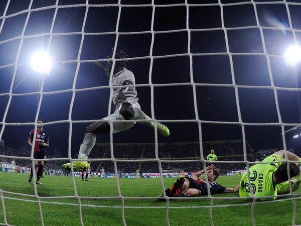 يوفنتوس يتجاوز كالياري ويقترب من لقب الدوري الإيطالي