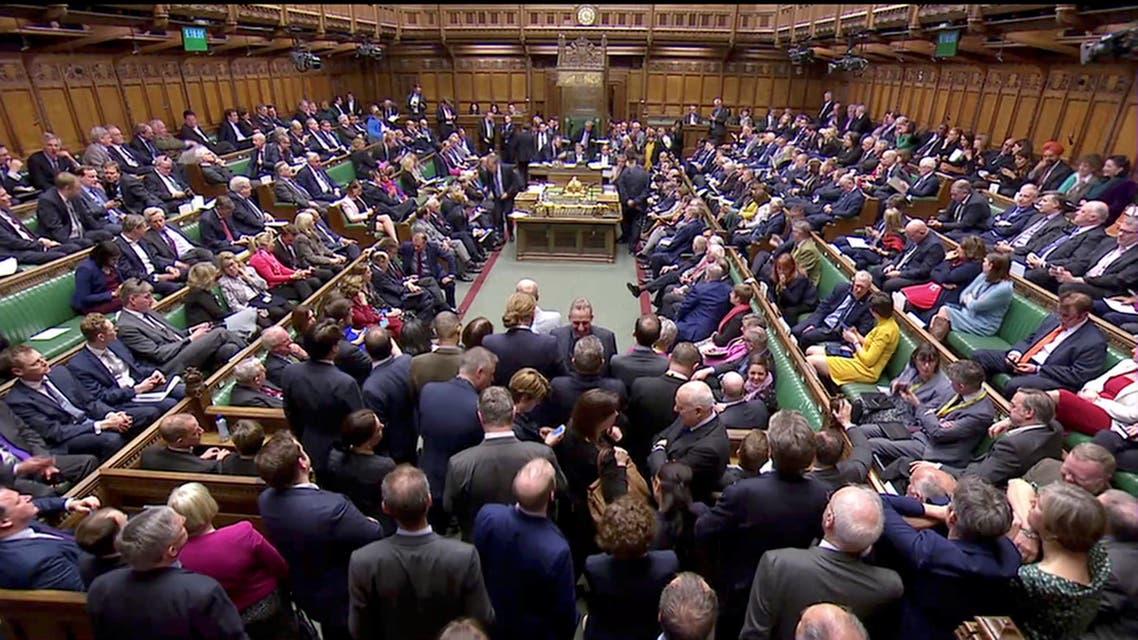 مجلس العموم البريطاني - البرلمان البريطاني