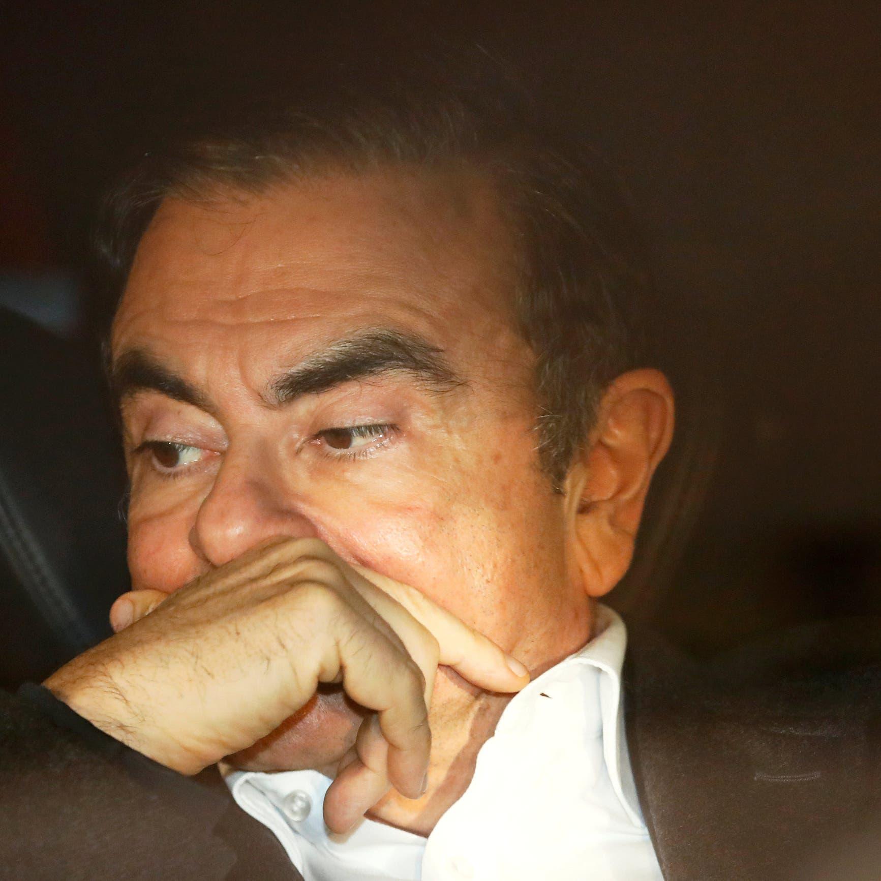 لقاء فرنسي ياباني يبحث مستقبل رينو - نيسان وتحقيقات غصن