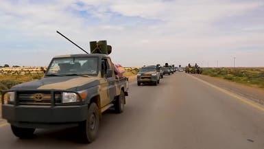 الجيش الليبي: 20 كلم تفصلنا عن قلب طرابلس