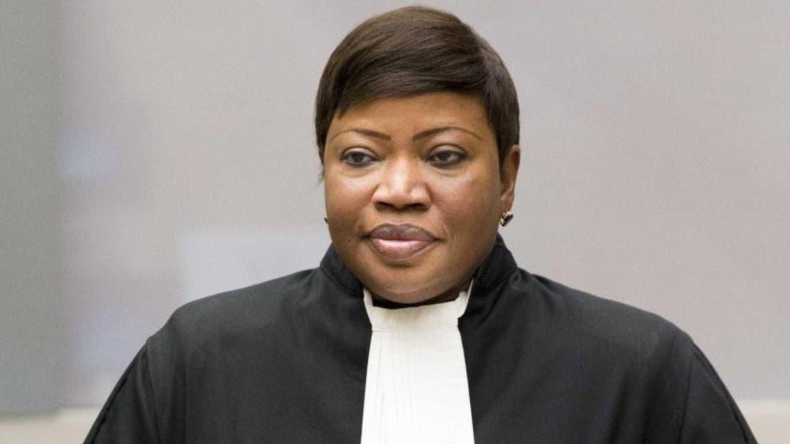 مدعية المحكمة الجنائية الدولية