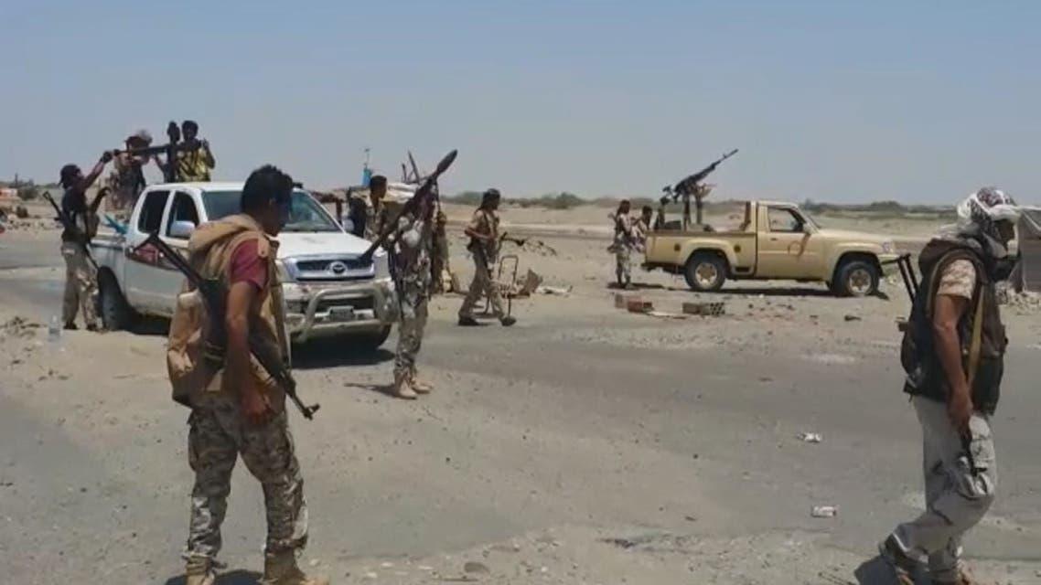 حملة يمنية على القاعدة في أبين