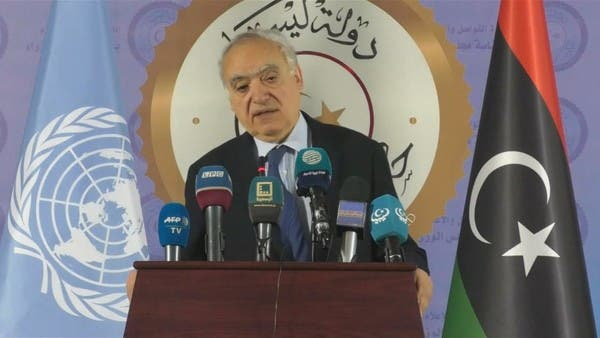 غسان سلامة:  الحل العسكري لن يحسم النزاع في ليبيا