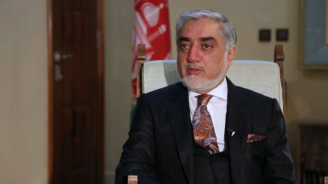 رییس اجرایی افغانستان برای اشتراک در مجمع جهانی اقتصاد وارد اردن شد