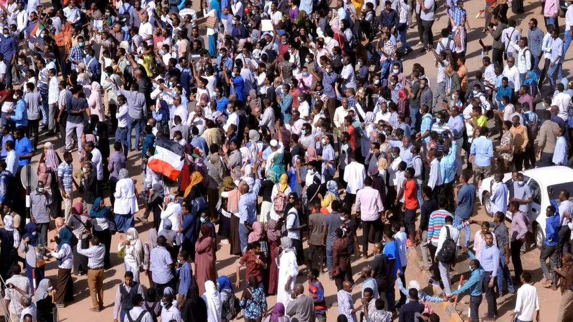 THUMBNAIL_ تحضيرات واسعة في المدن السودانية لاحتجاجات السادس من أبريل