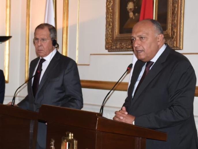 مصر: وقف النار الرسمي والشامل ضرورة في ليبيا