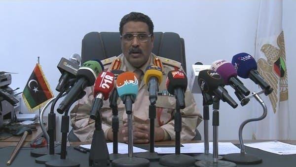 المسماري: دخلنا طرابلس لمحاربة الإرهابيين