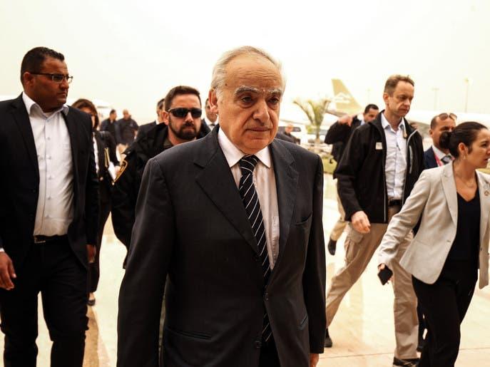 بعد إلغاء مؤتمر ليبيا.. هكذا علق غسان سلامة