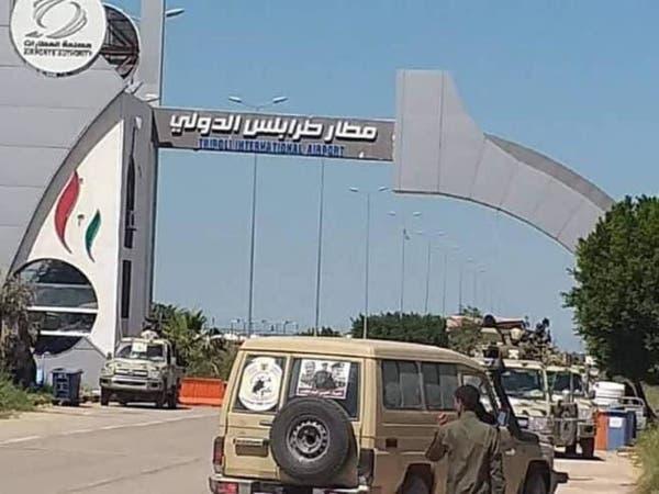 ليبيا.. تجدّد الاشتباكات بطريق المطار في طرابلس