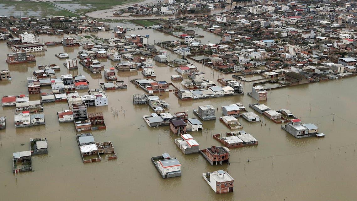 Iran floods AFP