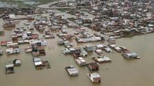 ایران : سیلاب سے 76 ہلاکتیں ، ہزاروں بے گھر، 14 ہزار کلومیٹر طویل شاہراہیں تباہ