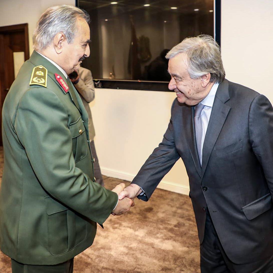 غوتيريس يعود خائباً: أغادر ليبيا وقلبي مثقل بالهموم