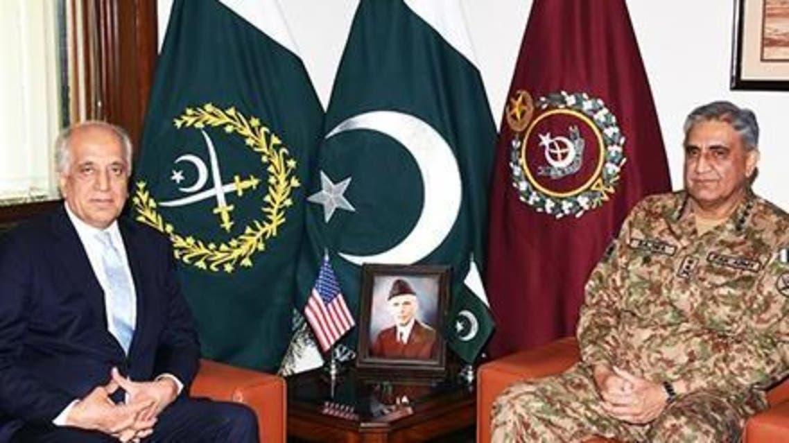 نماینده امریکا از تلاشهای پاکستان برای صلح کابل قدردانی کرد