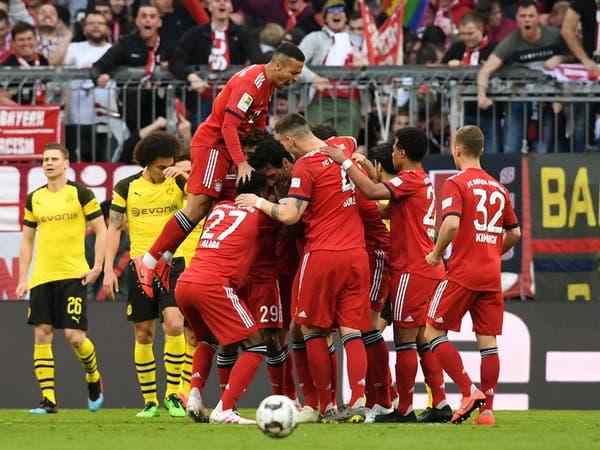 الاتحاد الألماني: دورتموند سيواجه بايرن ميونخ في كأس السوبر