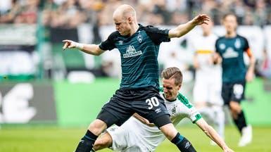 مونشنغلادباخ يتعثر بالتعادل ويبتعد عن سباق دوري الأبطال
