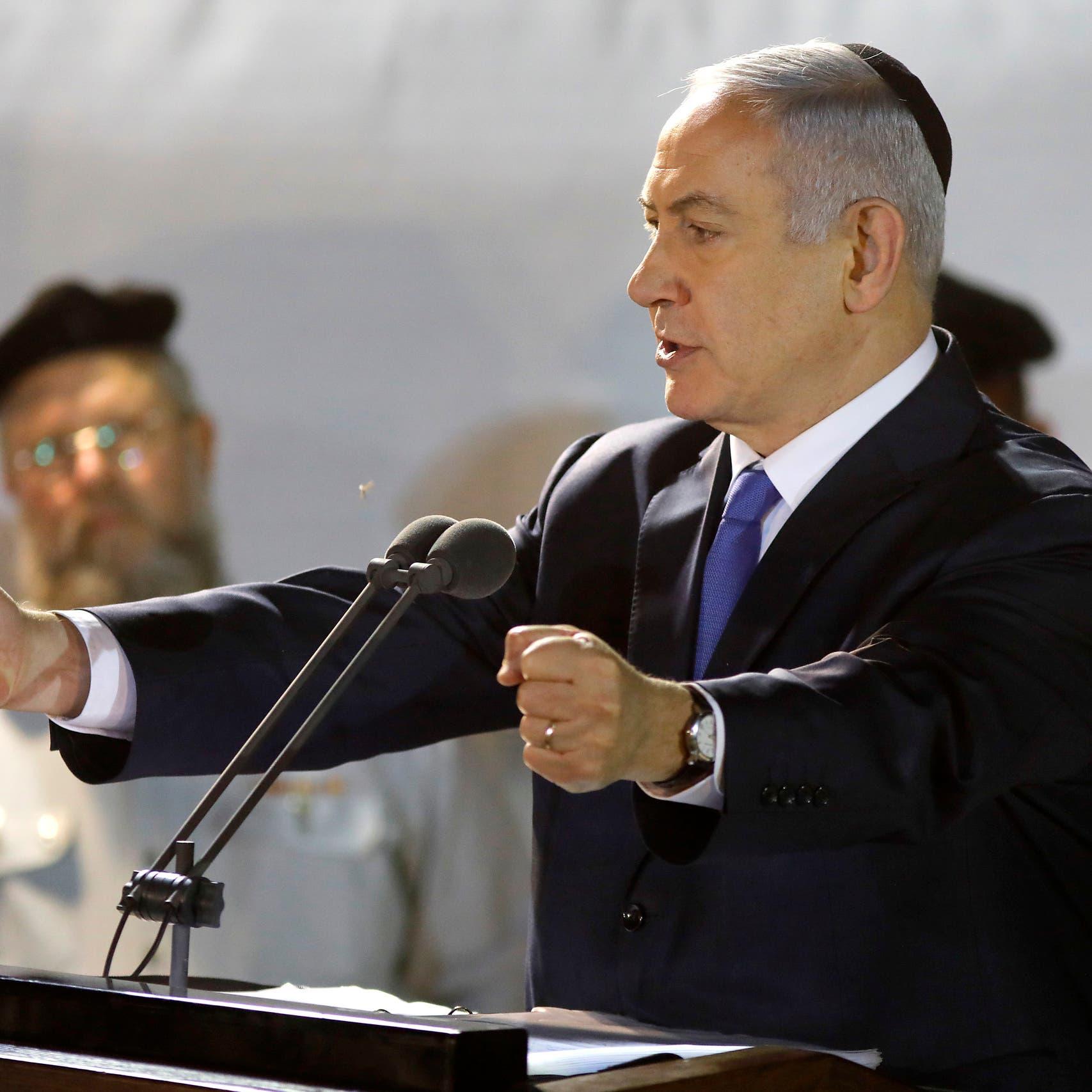 نتنياهو: سأضمّ المستوطنات إذا فزت