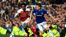 Arsenal loses 1-0 at Everton, leaving 4th place vulnerable