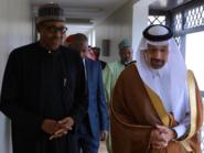 الفالح ورئيس نيجيريا يبحثان التعاون لاستقرار سوق النفط