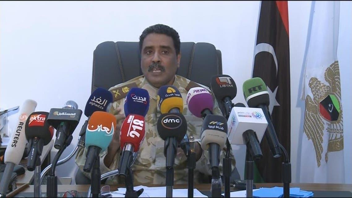 المسماري: اجتماعات للقاعدة والإخوان في قطر وتركيا بهدف توحيد صفوفهم