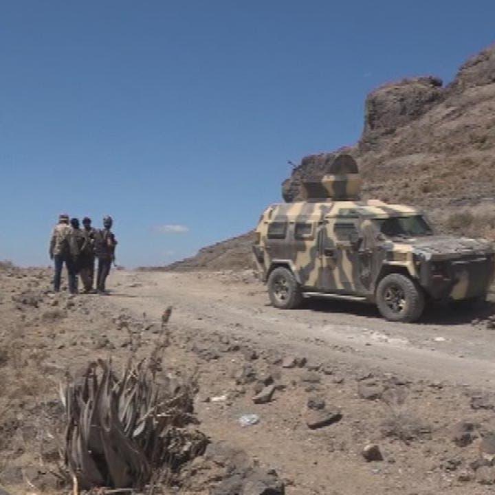 مواجهات عنيفة بين الجيش اليمني والحوثيين في مريس بالضالع
