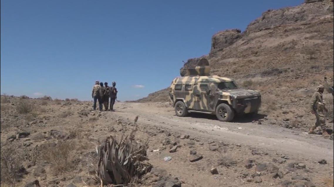 قوات الشرعية تتقدم في الضالع رغم خنادق الحوثيين