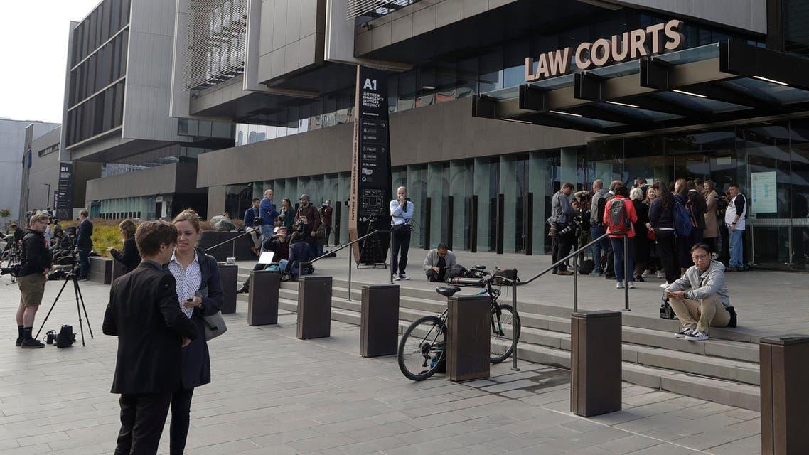 New Zealand court AP