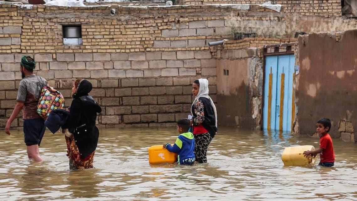 فيضانات الأهواز