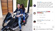 في عيد زواجها.. رسالة شيرين لحسام حبيب