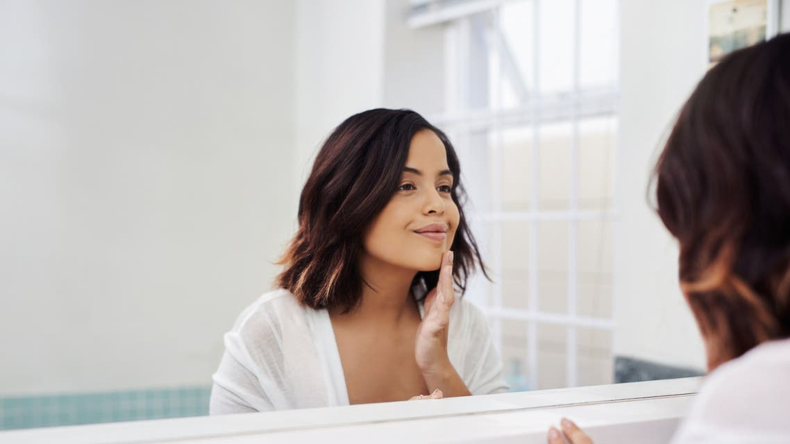 Self care, another form of love - Stock image
