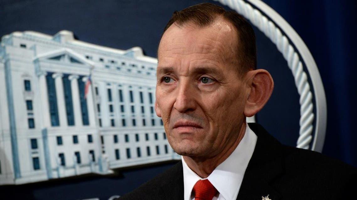 File photo of US Secret Service Director Randolph Alles. (Reuters)