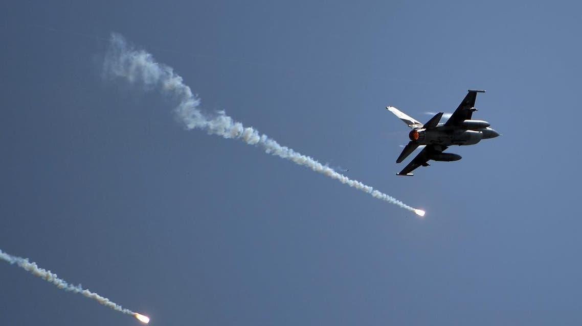 Pakistan F-16. (AFP)