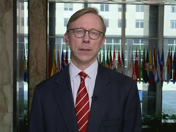 هوك: العقوبات أجبرت إيران على خفض إنفاقها العسكري