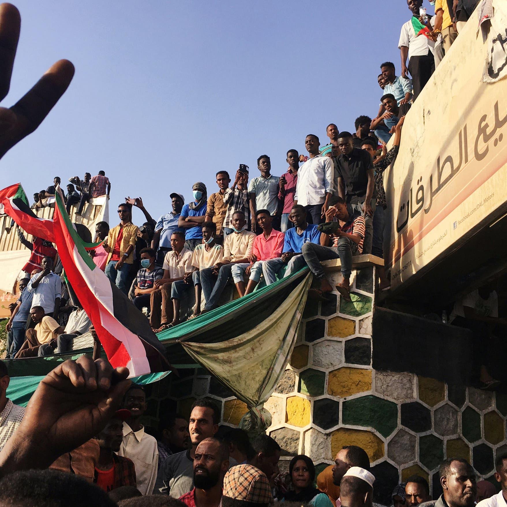 الجيش السوداني للحدث: التعليمات صدرت بفض الاعتصامات