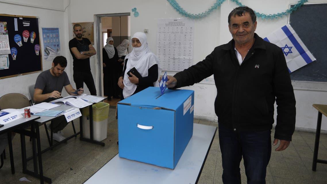 فتح مراكز الاقتراع في الانتخابات التشريعية الإسرائيلية