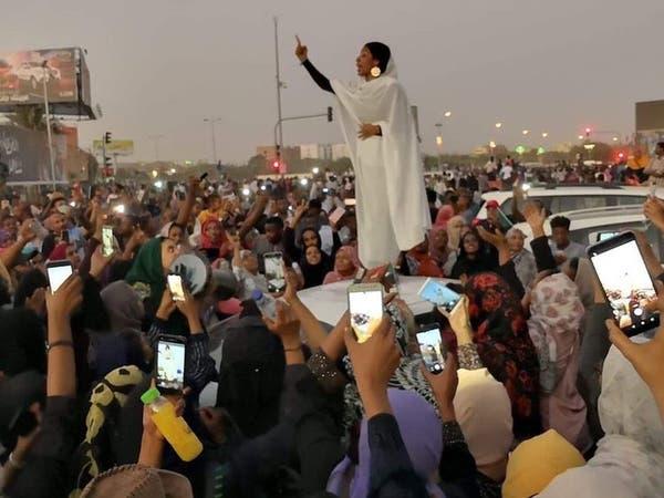 عروس السودان وقفت بالأبيض وأشعلت مواقع التواصل