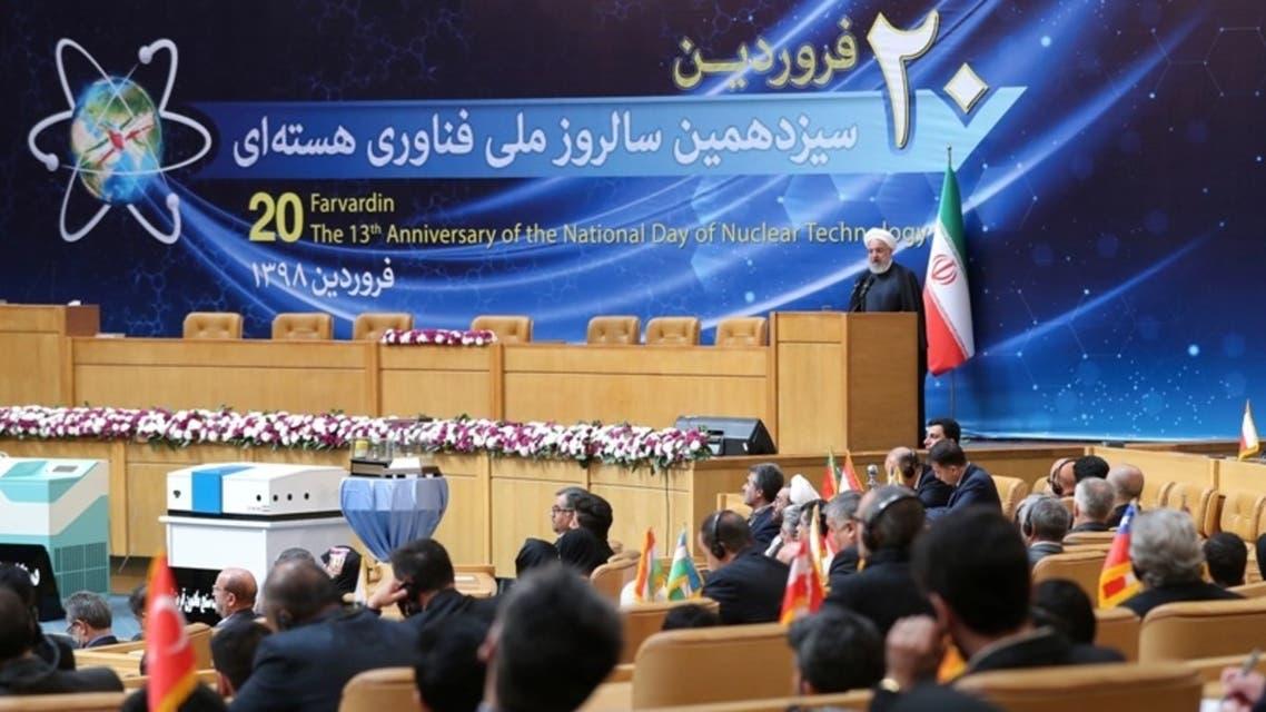 حسن روحانی رئیسجمهوری ایران