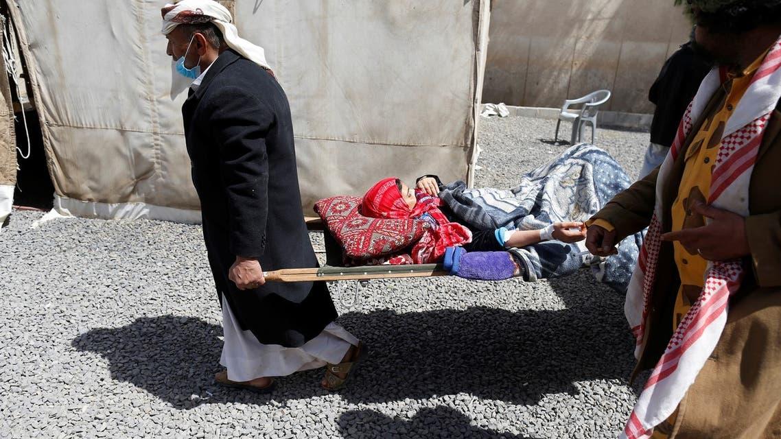 الكوليرا اليمن