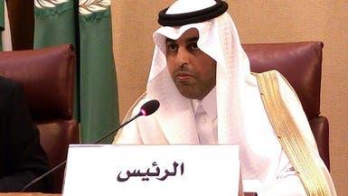 البرلمان العربي يجتمع بممثلي المسلحين بالسودان ويدعوهم للحوار