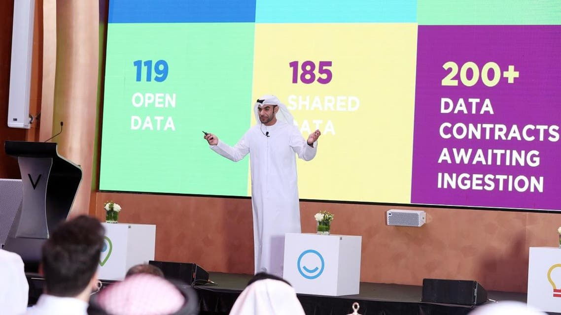 Younus Al Nasser, Assistant Director General at Smart Dubai, and CEO of the Dubai Data Establishment. (Supplied)