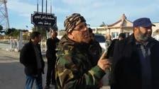 شاهد.. زعيم ميليشيا تابعة للوفاق يهدد ثانية حوار تونس