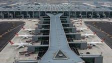 مشاكل تقنية تعطل مطار اسطنبول الجديد