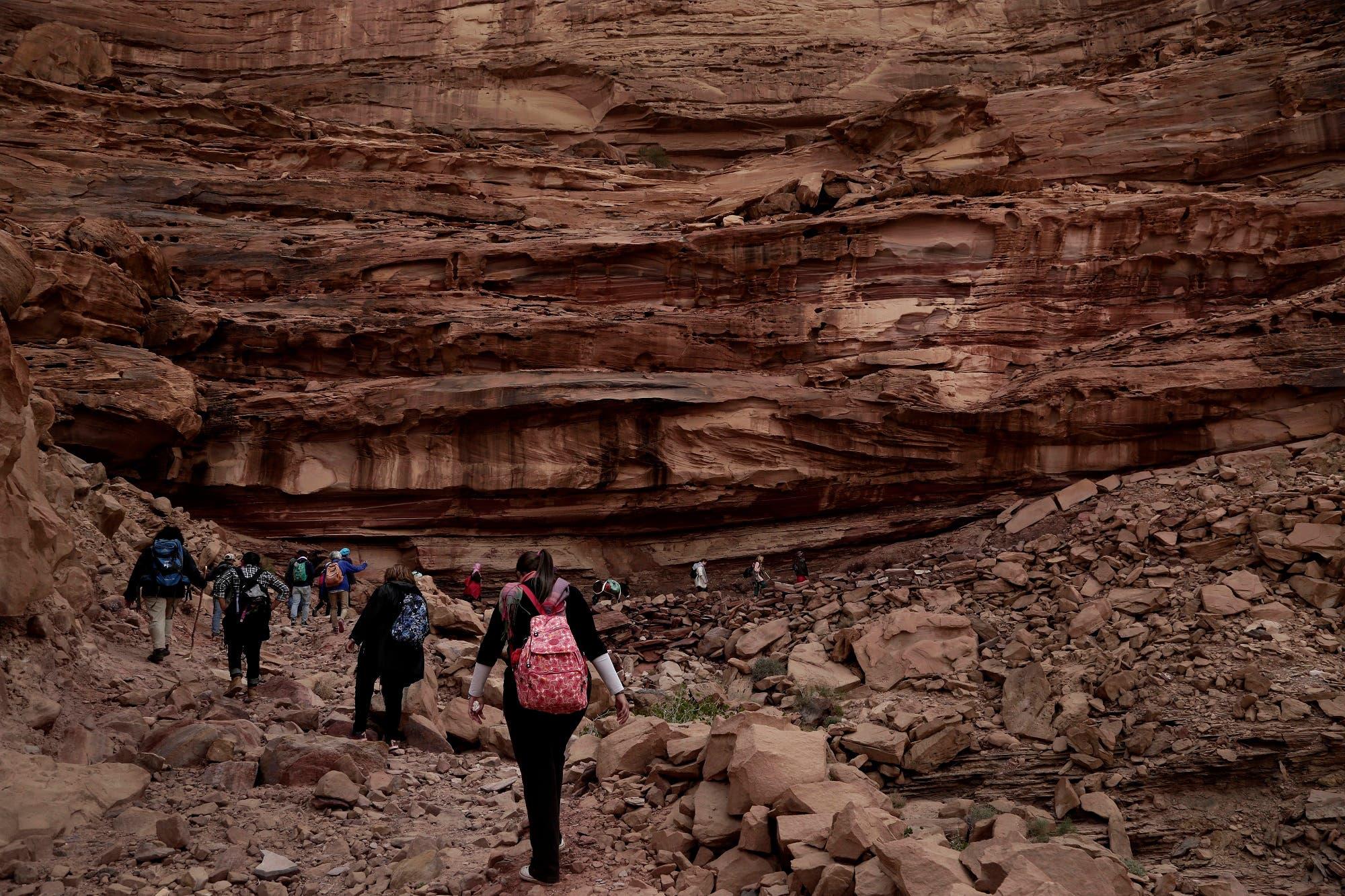 Bedouin women Egypt - AP