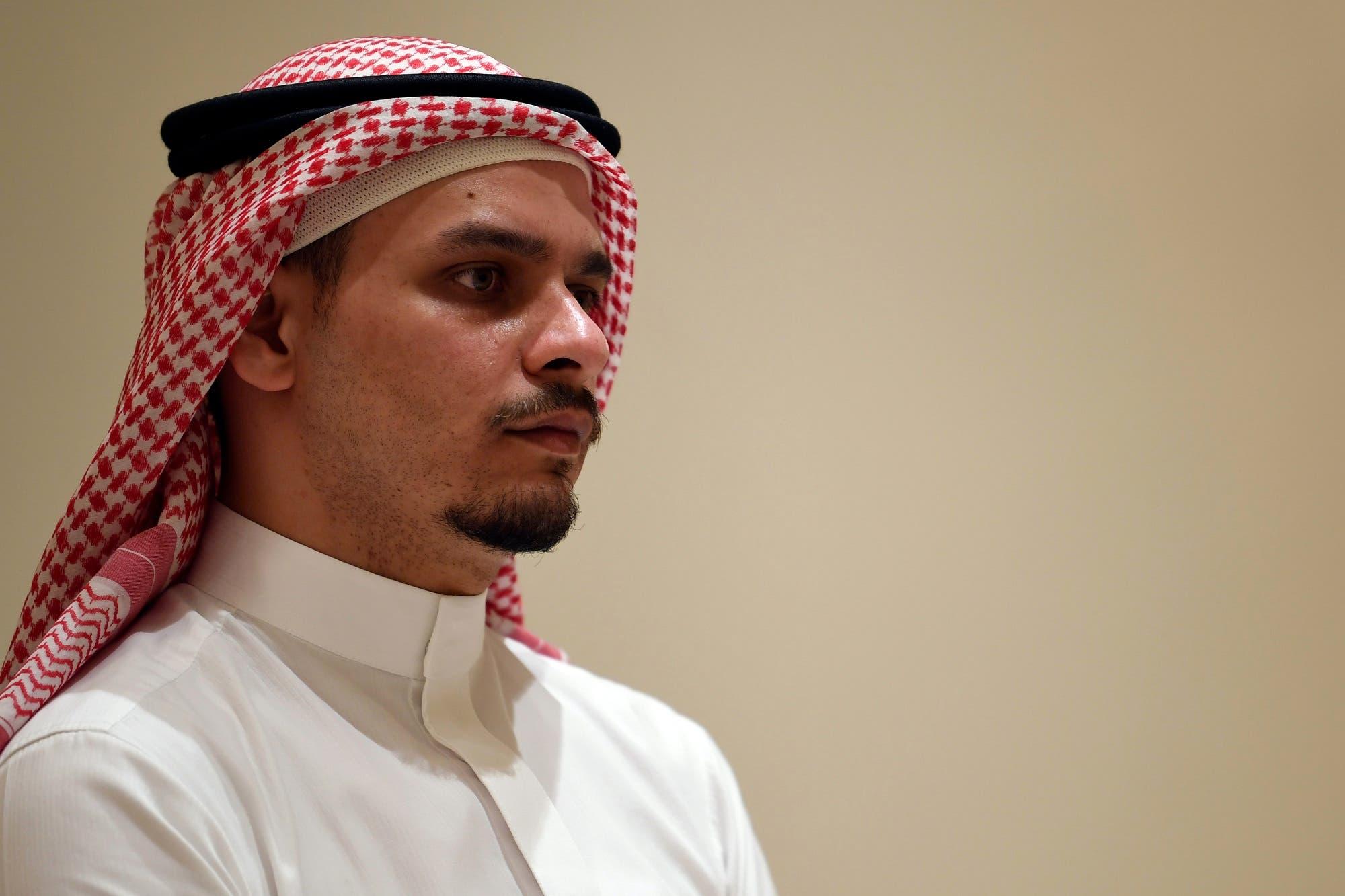 Salah Khashoggi. (File photo: AFP)